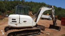 Bobcat 442 Second hand mini-excavator of 8T (Hitachi-JCB)