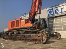 Hitachi demolition excavator