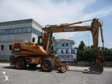 Case wheel excavator