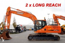 Doosan DX225 LC CRAWLER EXCAVATOR 21.9 T DOOSAN DX225LC-3 LONG REACH BOOM 2 UNITS!