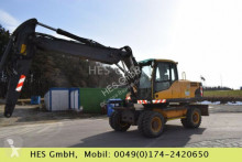Volvo EW 210 C Mobilbagger 22 to