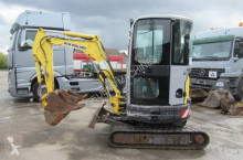 mini-excavator New Holland