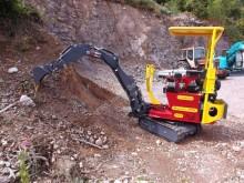 mini escavatore ProtoMicro TP