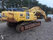 Komatsu rail excavator