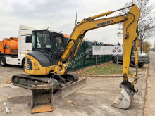 Komatsu PC 50 MR-2 GALEO 5.4T - HAMMER LINES - 2 BUCKETS - BLADE - 5549 HOURS - BELGIAN MACHINE