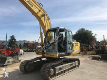 excavadora de cadenas New Holland