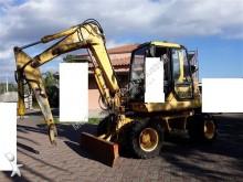 Komatsu PW95-2 escavatore gommato pw 95