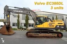 Volvo EC380 DL CRAWLER EXCAVATOR 40 T VOLVO EC380DL