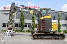 Volvo ECR235 D CRAWLER EXCAVATOR 26 T VOLVO ECR235DL HIGH CAB HYDRAULIC GRAB
