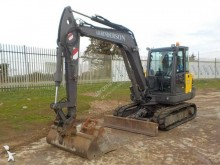 mini-excavator second-hand