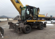 excavadora Caterpillar M 322 C MH SUPER STAN