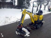 Wacker Neuson mini excavator