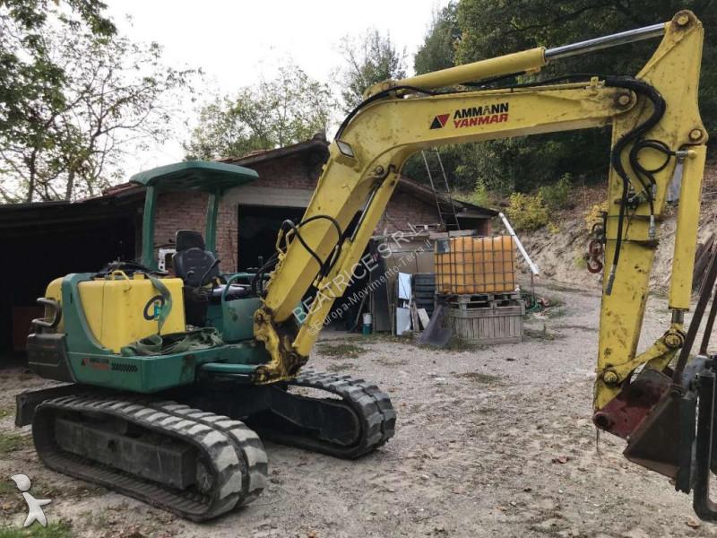 Excavator Yanmar