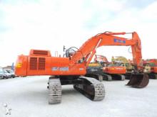 Fiat track excavator