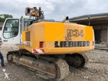 escavatore cingolato Liebherr