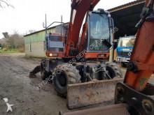 escavatore gommato Fiat Kobelco