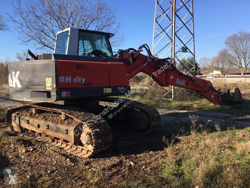 Escavatore O&K