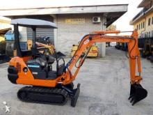 Fiat-Hitachi mini excavator