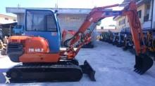 mini escavatore Fiat-Hitachi