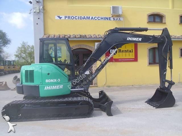 Escavatore IHI 3
