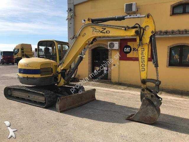 Escavatore Neuson 75Z3 RD