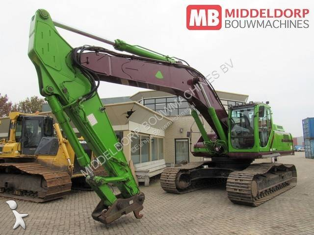 View images New Holland  excavator
