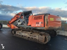 Hitachi ZX210LC ZAXIS 210 LC *ACCIDENTE*DAMAGED*UNFALL*