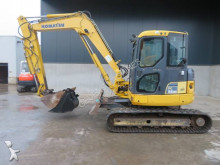 Komatsu mini excavator