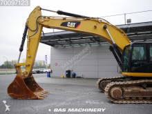 Caterpillar 349 D2L Optical not nice - condition is ok!