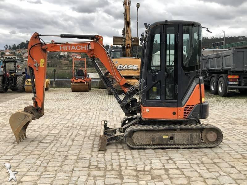 Excavator Hitachi