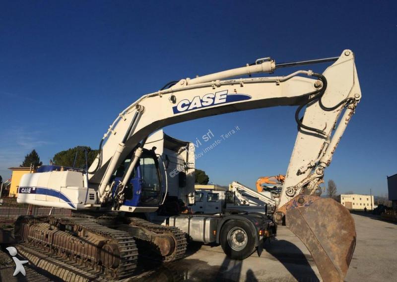 Excavator Case CX210NLC