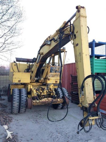 N/a Pelle de manutention excavator