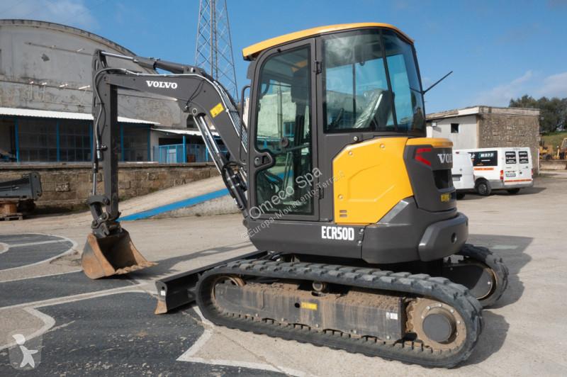 Excavator Volvo ECR50D