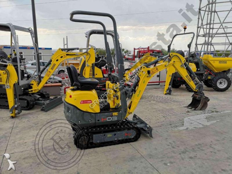 Excavator Wacker Neuson 803DP