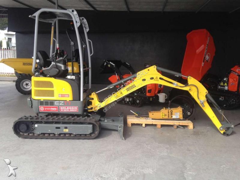 Excavator Wacker Neuson EZ17