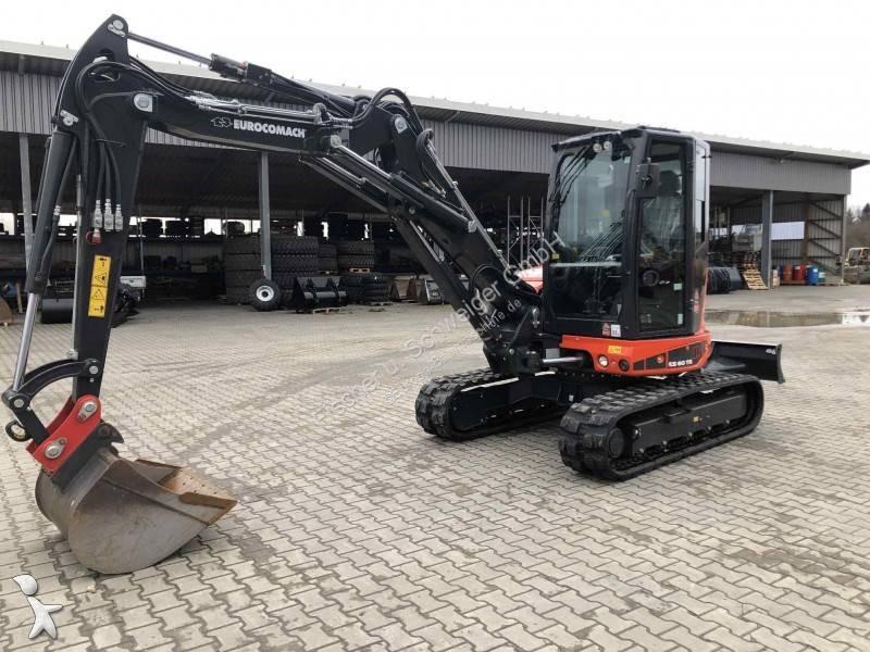 Excavator Eurocomach ES 60 TR