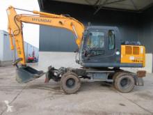excavator pe roti Hyundai