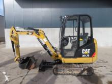 mini-excavator Caterpillar
