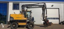 Volvo excavator