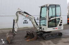 Terex TC16 Mini Graafmachine