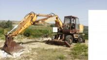 excavator pe roti Poclain