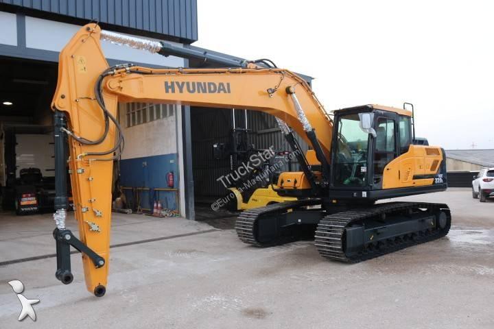 Escavadora Hyundai