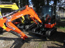 Kubota KX 037-4 S2 (High-Spec)