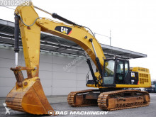 Caterpillar 349D2L CE machine - ready for work