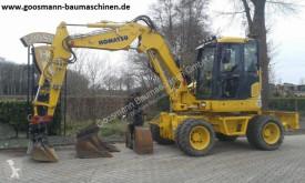 Komatsu PW 98 MR-8 excavator