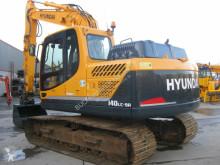 Hyundai Kettenbagger