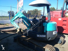 mini escavatore Kobelco