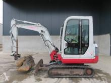 mini-excavator Takeuchi