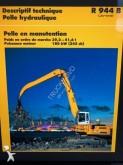 Liebherr demolition excavator