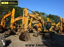 Caterpillar 318C JCB JS180LC FIAT KOBELKO E165 CASE CX240